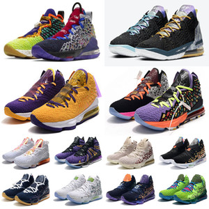 Wholesale mvp basketball shoe resale online - Mens What the Lebron Basketball Shoes Multi MVP Courage Red Gold Miami Blue CNY sneakers tennis Outdoor Shoes
