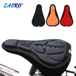 Wholesale parts for bicycles resale online - Bicycle Seat Soft D Man mtb Saddle Sponge Cycling Parts Accessories Spare Parts for Bicycle Mountain Road Bike Sattel