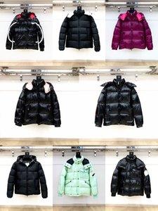 2020 Nwe Wholesale Women Winter Jacket Designer Maya Clothing Goose Warm Coats Outdoor Fashion Winter Jacket Parka Classic Mens Down