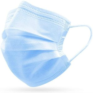 Wholesale face masks for sale - Group buy Disposable Ply Safety Face Mask for Protection with Nanofiber Filter Lining and Elastic Earloops Layers Anti Dust Face Mask Elastic Soft