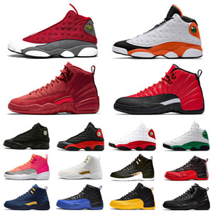 Wholesale red wing shoes men resale online - Red flint starfish jumpman mens basketball shoes s reverse flu game bred s wings gym red men women trainers sports sneakers