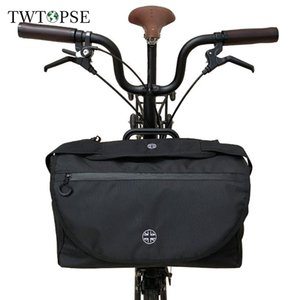 Wholesale baskets for bikes for sale - Group buy TWTOPSE Waterproof British S Bags For Brompton Folding Bike Bag Bicycle Pannier Luggage Basket Rainproof Cover S Bag For SIXTY