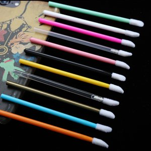 Wholesale disposable makeup applicators for sale - Group buy 100pcs Makeup Disposable Lip Brush Lipstick Mascara Wands Brushes Cleaning Eyelash Eyebrow Lip Gloss Applicators Tools