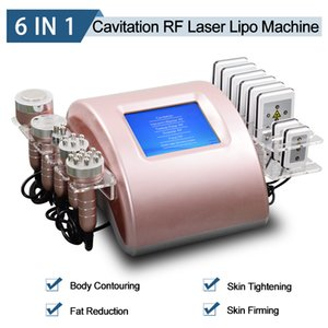 High Quality Laser Lipo Lipolysis Machine Radio Frequency RF Face Body Skin Tightening Lipolaser Liposuction Beauty Equipment