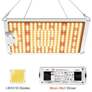 2021 top Rotary dimmer Full spectrum Samsung led grow light 1000 2000 4000 with LM301B QB234Pcs 3000K Chips and UL Meanwell driver
