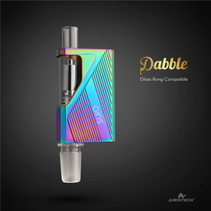 Wholesale box mods resale online - 100 Original Airis Dabber VV Vaporizer Wax Concentrate Box Mod Vaporizer Kit mAh Battery with Quatz Coil and Glass Adaptor DHL shipping