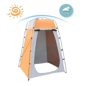 Wholesale tent camp for sale - Group buy Outdoor Camping Tent Swimming And Changing Clothes Toilet Beach Portable Privacy Shower Room Bath tent Dressing Clothes