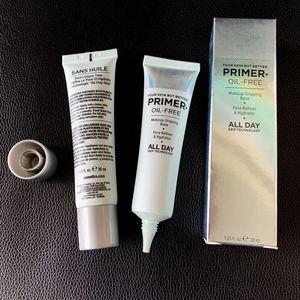 Your Skin But Better Primer CC + Cream Oil Free Face Foundation Primer Makeup Gripping Base Pore Refiner Hydrator poreless 30ml