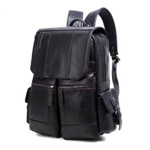 School Backpack Women Handbags Purses Leather Handbag Shoulder Bag Big Backpacks Casual Men Bags Plain Floral Letter
