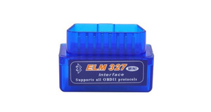 Wholesale elm327 adapter for sale - Group buy OBDII Mini Elm327 V2 Bluetooth OBD2 Elm bt V2 OBD2 Car Diagnostic Tool Scanner Elm327 OBDII Adapter Auto Tool
