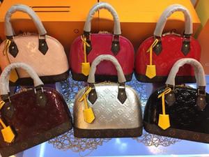 Alma Bb Handbag M44389, 2020 Spring Series Fashion Avant-garde 2020 Spring Series