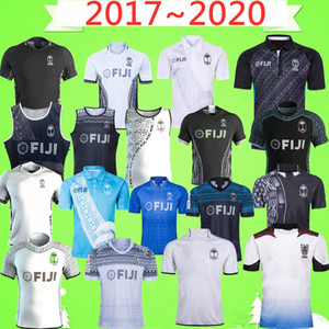 2017 2019 2021 Fiji RUGBY LEAGUE JERSEY World Cup Sevens Sweater shorts Hero Vintage souvenir Edition vest Children Set training wear tshirt