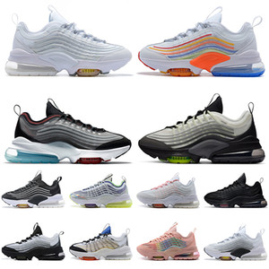 coussin japon achat en gros de-news_sitemap_homedes chaussures nike air max zm950 airmax femmes chaussures de course pour hommes Triple White Colorful Black Japan Volt Neon Rainbow baskets de sport baskets
