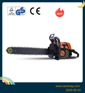 """2pcs packing 381chain saw with 24"""" bar wood cutting machine ,72cc gasoline chain saw factory sold"""