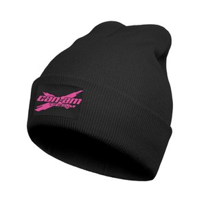 ingrosso can seno-Moda CAN AM TEAM Rosa Breast Cancer Logo morbidi Beanie Skull Cappelli papà Camouflage l America Flag