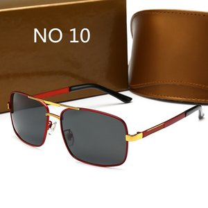 Wholesale glasses for sale - Group buy High quality luxury sunglasses UV400 sports sunglasse for men and women summer sunshade glasses outdoor bicycle sun glass colors