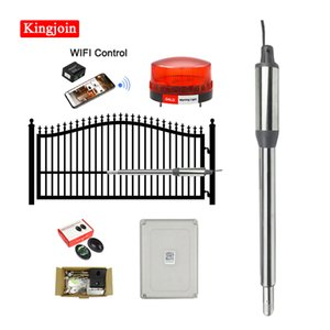 Wholesale fencing gate for sale - Group buy Single Automatic Gate Opener Kit Solar Powered Gate Operator pounds feet for Farm Fences Outdoors Waterproof Design
