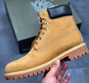 Wholesale hot cakes shoes resale online - high quality sell like hot cakes martin Outdoor Shoes Waterproof tree card designer shoes leather Platform designer men boots women