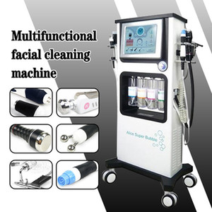 Wholesale microdermabrasion rf machine for sale - Group buy 7 in Hydra Facial Machine Ultrasonic RF BIO Hydra Co2 Oxygen Hydrofacial Microdermabrasion Machine