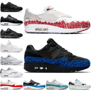 Wholesale sketch box resale online - 1s men women running shoes mens trainers sneakers High Quality Sketch To Shelf Black Leopard runner sports shoes sneaker Size
