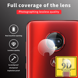 Wholesale lenses moto for sale - Group buy 9D Camera Film For Moto One Action G8 Play Macro Z4 One Power P30 Note X4 X5 G7 Plus Tempered Camera Lens Glass