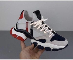 Wholesale name designers for sale - Group buy Designer brand name shoes M reflective TREVOR men s casual shoes high quality brand name sports shoes