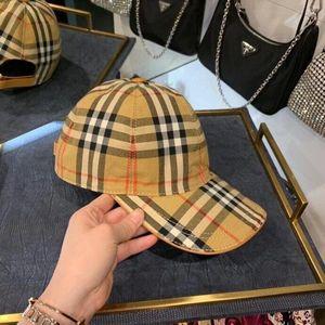 2020 B designer cap women caps men baseball cap letter print holiday mens designer baseball caps