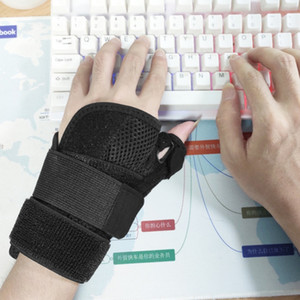 Wrist Support Thumb Brace Splint Wrist Hand Stabilizer Immobilizer Sprain Fracture Tendon Sheath Trigger Thumbs Protector