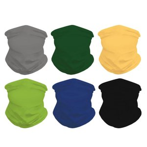 Wholesale neck gaiters for sale - Group buy Unisex Bandana Headwear Neck Gaiter UV Protection Scarf Headwear Balaclava Headwrap for Outdoor Sports Hiking Camping