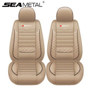 Wholesale cover seat car for sale - Group buy Luxury Leather Car Seat Cover Interior Automobiles Seat Covers Universal Seat Cover Cushion Protector Carpets Auto Accessories