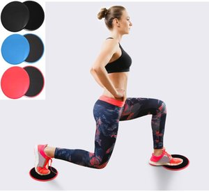 Wholesale hardwood floors for sale - Group buy 2 Set Sport Exercise Gliding Discs Use On Hardwood Floors Or Carpet For Training Home Workouts Core Sliders Dual Sided g4