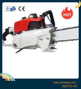 free shipping charge MS070 heavy gasoline chainsaw with25inch 30in 36inch 42inch alloy bar and saw chain, 105cc 4.8kw made in china
