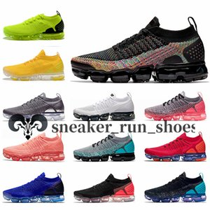 ingrosso zebra colore rosa-Fk Donne Mens Running Shoes Knit Orbit Multi Color Zebra Red Team Volt Racer Blu Rosa TN plus Sneaker Sneakers