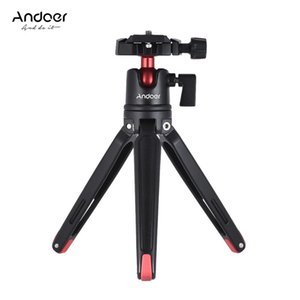 Wholesale sony mirrorless camera resale online - Andoer Mini Handheld Travel Tabletop Tripod Stand with Ball Head for Canon Nikon Sony DSLR Mirrorless Camera Camcorder