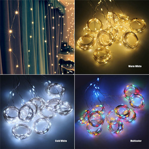 luz de flash remoto venda por atacado-Banners Streamers M USB LED Cortin String Luzes Flash Fairy Garland Controle Remoto para Christmas Outdoor Wedding Home Decor