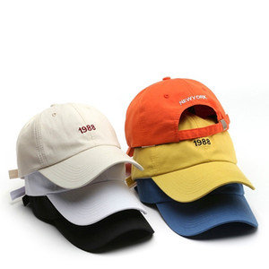 Wholesale korean style snapback cap for sale - Group buy 2020 New Embroidery Summer Baseball Cap for Men Women Hip Hop Snapback Caps Korean Style Baseball Hat Outdoor