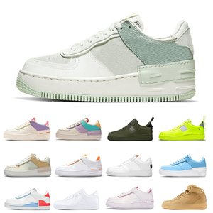 Wholesale mints candies for sale - Group buy New women men casual shoes Shadow Triple Phantom Pistachio Frost Cotton Candy Beige Pale Ivory Mens running outdoor sneakers shoes