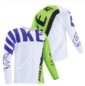 New long-sleeved T-shirt downhill suit off-road motorcycle riding long-sleeved mountain bike racing suit quick-drying top