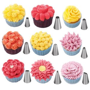 Wholesale nozzle large for sale - Group buy 100Pcs Bag Disposable Piping Bag Icing Nozzle Fondant Cake Decorating Pastry Tips Tools Cream Bags Small Large Size Cake Tools