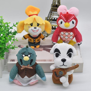 Wholesale s keychains for sale - Group buy 2020 New Cute Animal Crossing Plush Key Chain Amiibo Raymond Tom s Game Machine Keychains Doll Toys Gifts Keyring