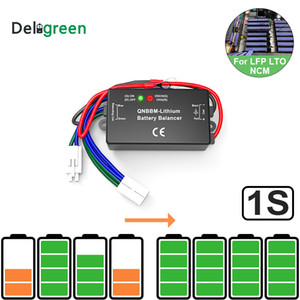 li-ionen-polymer-batterien großhandel-Mit LED Anzeige S Batterie Equalizer Single Cell Li Ion LiFePO4 LTO NCM Polymer DIY Aktive BMS Battery Balancer