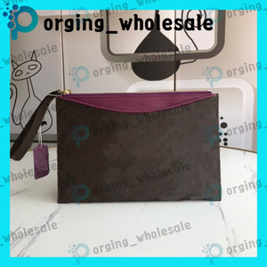 Wholesale lace white handbags resale online - clutch pochette hand ladies casual clutch bag handbag purse brand handbag high quality wallet hand fashion leather LC01
