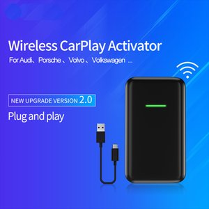 Wholesale porsche audi for sale - Group buy car Apple CarPlay Wireless Carplay Activator for Audi Porsche WV Volvo Auto Connect Wireless Adapte Carplay Auto