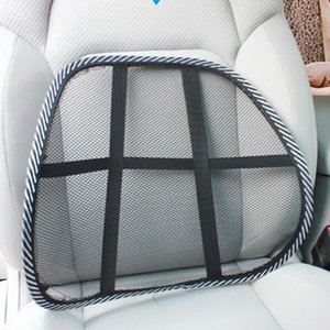 Wholesale pillow bolsters for sale - Group buy Lumbar Back Support Spine Posture Correction Back Pillow Car Cushion For Car Truck Seat Office Chair Chair Waist Bolster