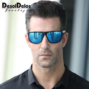Wholesale polarized night drive glasses resale online - 2020 Polarized Glasses Men s Sunglasses Car Drivers Night Vision Goggles Anti Glare Sun glass Women Driving Glasses High Quality