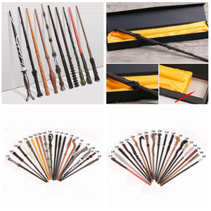 Wholesale christmas decorations style for sale - Group buy 39 Styles Harry Potter Wand Christmas Decoration Harry Potter Series Magic Wand Harry Potter Magical Wands Party Favor With Gift Box CYZ2773