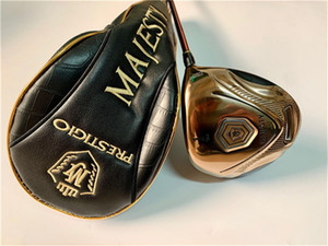 man Majesty VANQUISH-VR Driver man Majesty Golf Driver man Golf Clubs 9.5 10.5 Degree Graphite Shaft With Head Cover