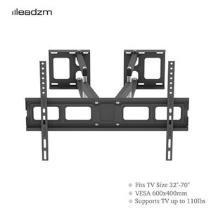 Wholesale vesa mounts for sale - Group buy USA From Ship TMSS quot quot Corner Full Motion Articulating TV Wall Mount Bracket Max Weight Kg VESA
