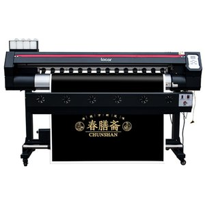 Wholesale large for printer for sale - Group buy large format banners for car sticker ft outdoor banner printing machine with one dx7 head banner printing poster printer