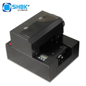 Wholesale ups printer for sale - Group buy shbk Set up a business project flat UV printer A4 small flat mobile phone shell printing machine production equipment